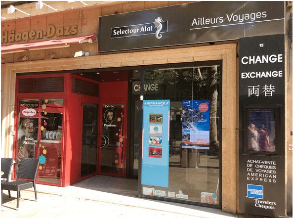 Qui sommesnous Bureau de Change Aix en Provence