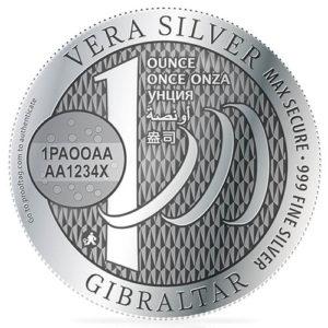 Vera Silver Gibraltar